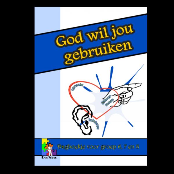 Dagboekje God wil jou gebruiken, stichting Doe maar, bovenbouw