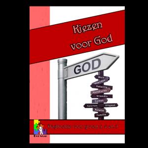 Dagboekje Kiezen voor God, stichting Doe maar, middenbouw