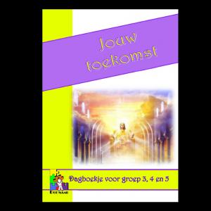 Stichting Doe maar - dagboekje Jouw toekomst middenbouw