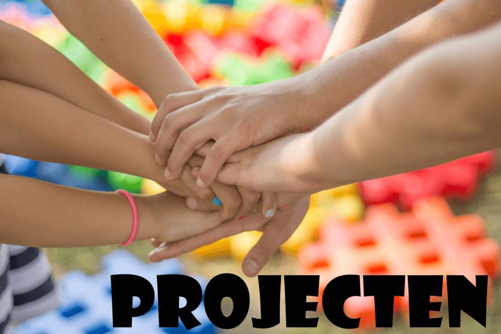 Ontwikkel levensveranderende projecten