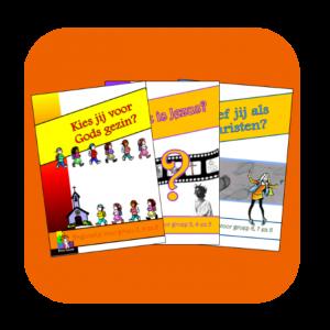 Dagboekjes bij de Kinderwerkmethode