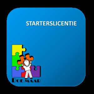 Starterslicentie