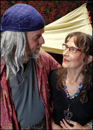 Gerard en Rita Hildering - stichting Doe maar - kinderwerkersdag